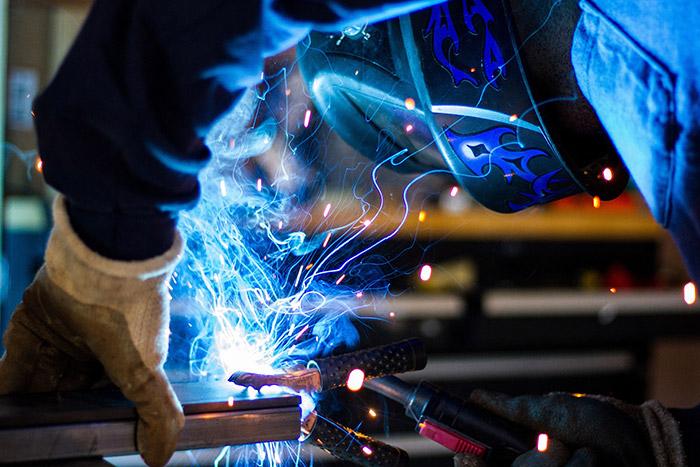 焊材(cai)焊縫檢測