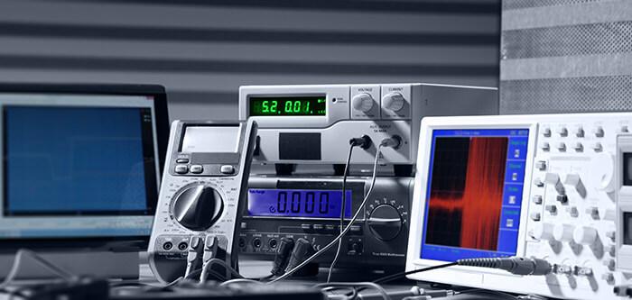 電(dian)學儀器計(ji)量校準